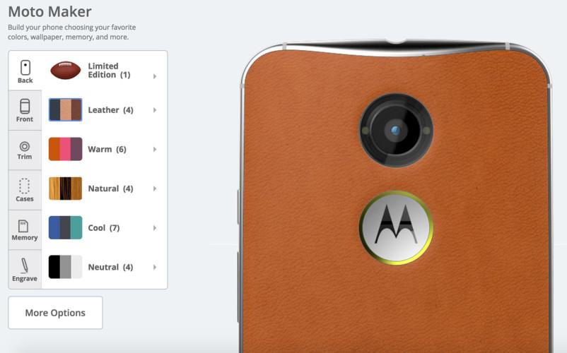 Motorola запускает сервис Moto Maker по всем миру
