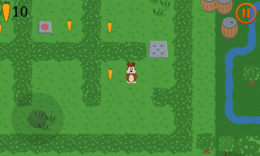 Игра Amazing Carrot для Android