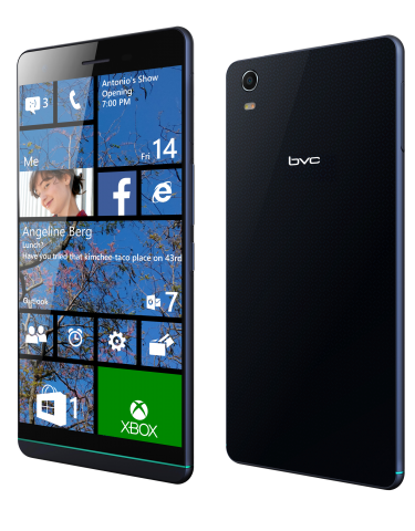MWC 2015: Смартфон Coship X1 под управлением Windows Phone с защитой от воды