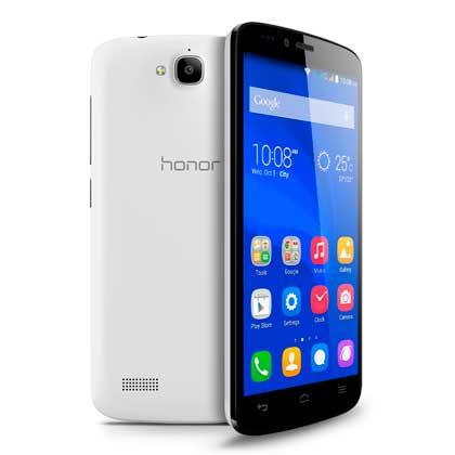 В России вышел Huawei Honor 3C Lite
