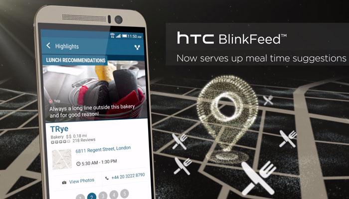 HTC представила промо-ролики смартфона One M9