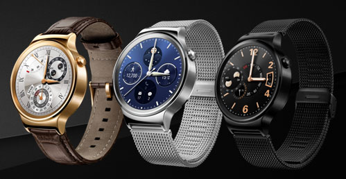 MWC 2015: Huawei представила смарт-часы на Android Wear