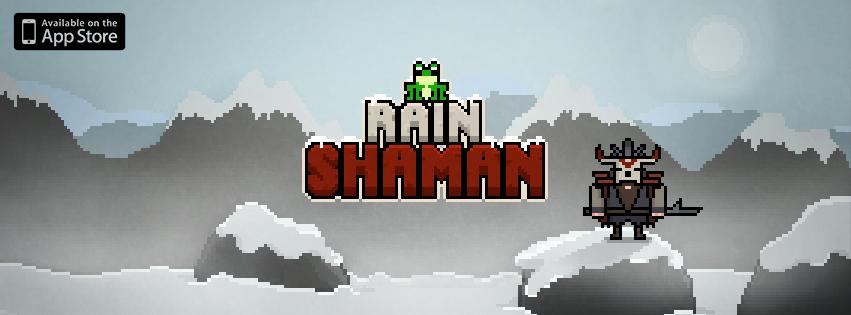 Rain Shaman - классическая аркада от Taru Studio