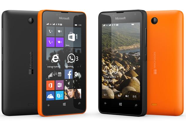 Microsoft Lumia 430 Dual SIM вышел в России