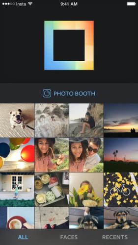 Layout от Instagram позволит создавать фотоколлажи