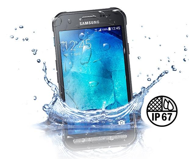 Samsung представила защищенный смартфон Galaxy Xcover 3
