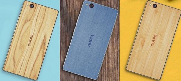 Представлены смартфоны ZTE Nubia Z9 Max и Nubia Z9 Mini