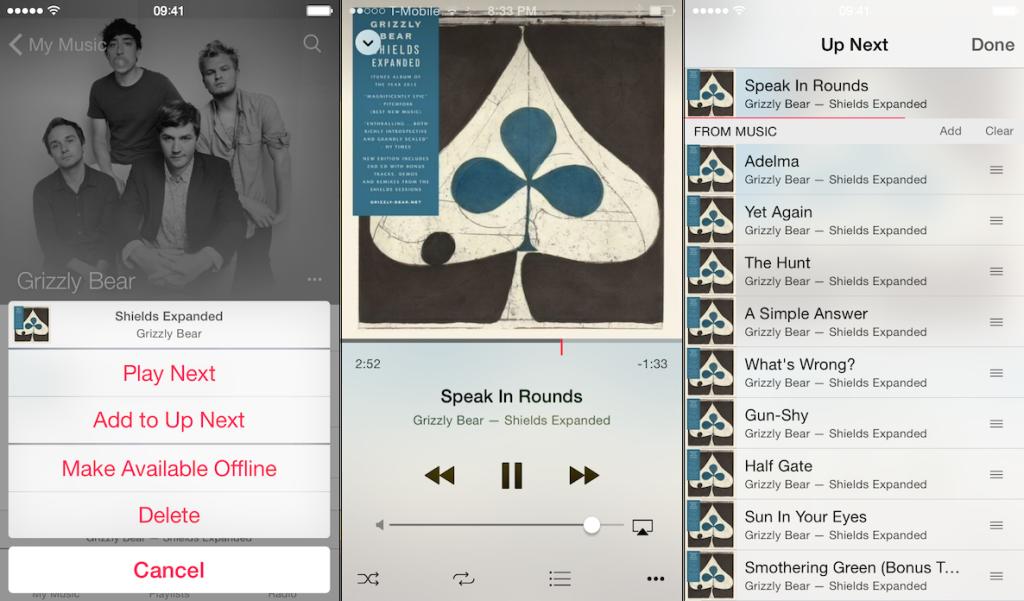 """Бета-версия iOS 8.4 получила обновленное приложение """"Музыка"""""""