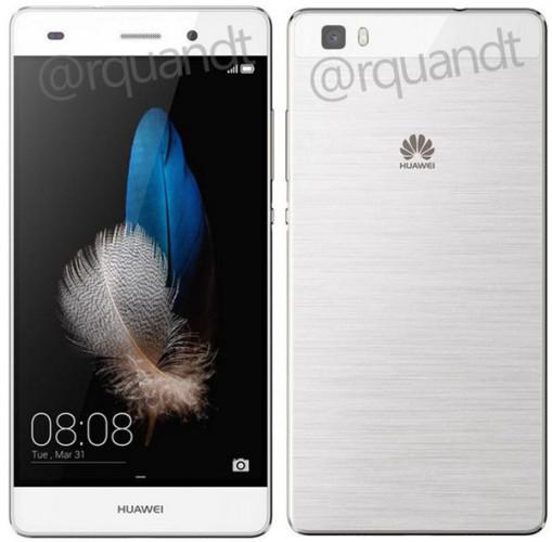 Стала известна стоимость смартфона Huawei P8