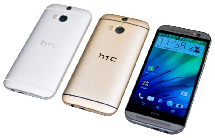 HTC One M8S - обновление флагмана 2014 года