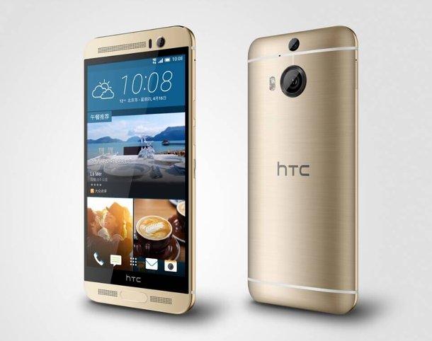 HTC One M9 Plus представлен официально