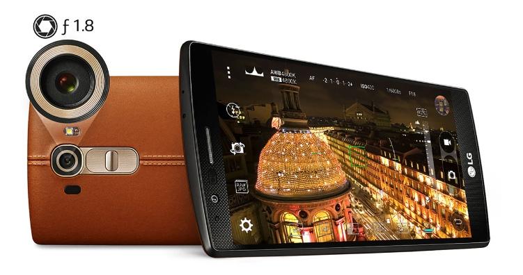 Пресс-фото LG G4 попали в сеть