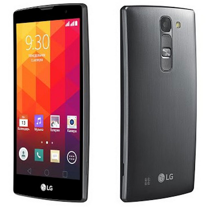 Смартфон LG Magna выходит в России