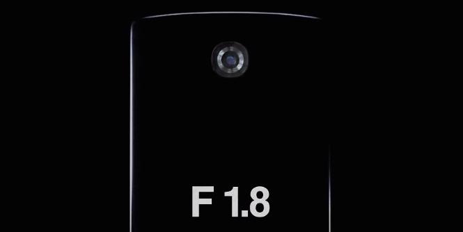Тизер об особенностях камеры смартфона LG G4