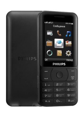Philips Xenium E180: неиссякаемый источник энергии