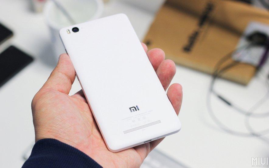 Xiaomi представила смартфон Mi4i