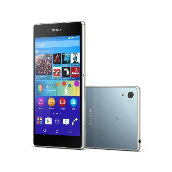 Представлен Sony Xperia Z4