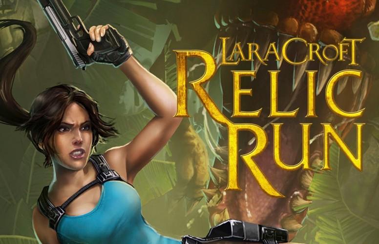 Состоялся релиз раннера Lara Croft: Relic Run