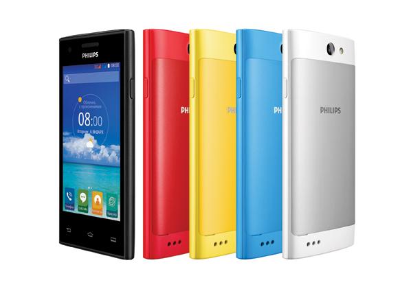 Смартфон PHILIPS S309: доступен и притягателен