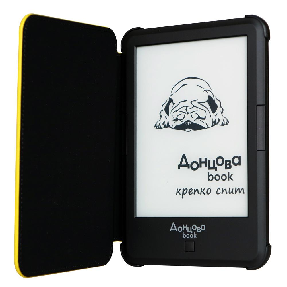 ONYX Dontsova Book – «фанбук» с экраном E Ink Carta и контентом автора