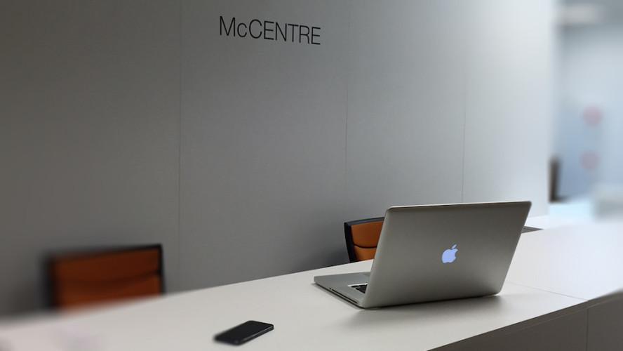 Новый сервис компании МакЦентр открылся рядом с Apple Shop в московском ЦУМе