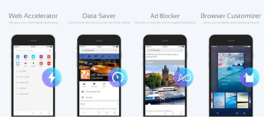 Состоялся релиз UC Browser 10.1 для iOS