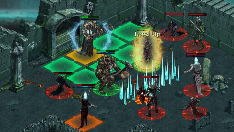 Стартовало открытое бета-тестирование World of Dungeons