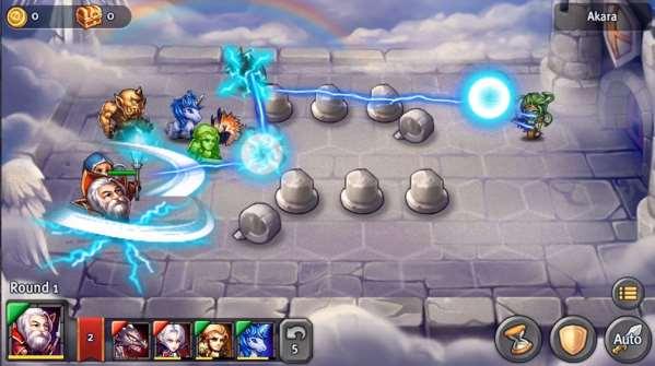 Heroes Tactics: Mythiventures доступна для Android и iOS