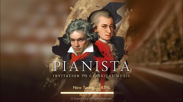 """Музыкальная ритм-игра """"Pianista"""" добавлена в избранные приложения Google Play"""