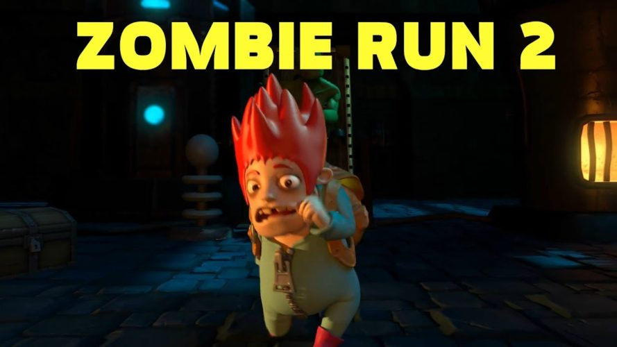 Zombie Run 2: Castle Monster — раннер наоборот