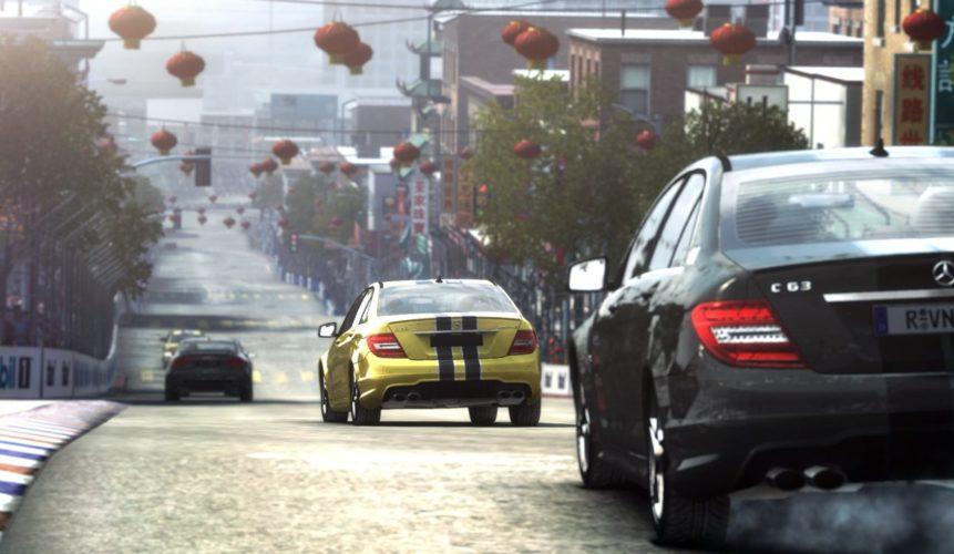 Мобильная версия GRID Autosport вышла на iOS