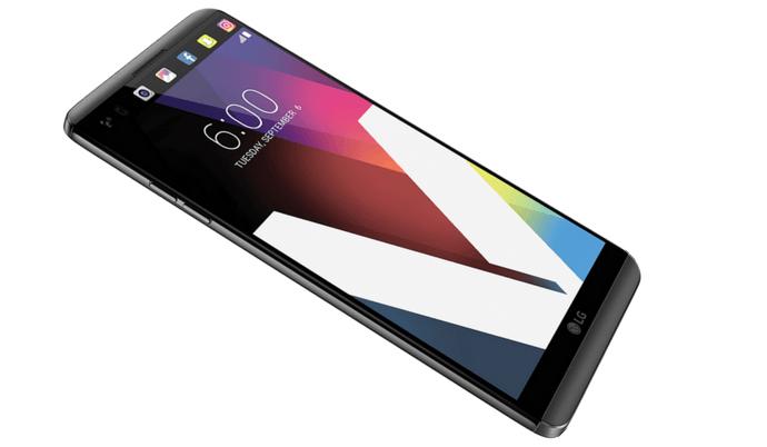 LG представит флагманский смартфон G7 на CES 2018