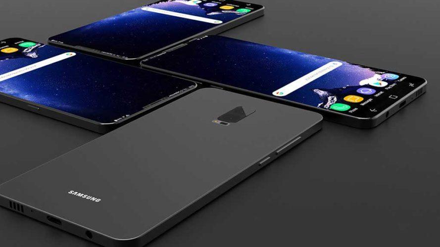 Samsung Galaxy S9 будет представлен в январе