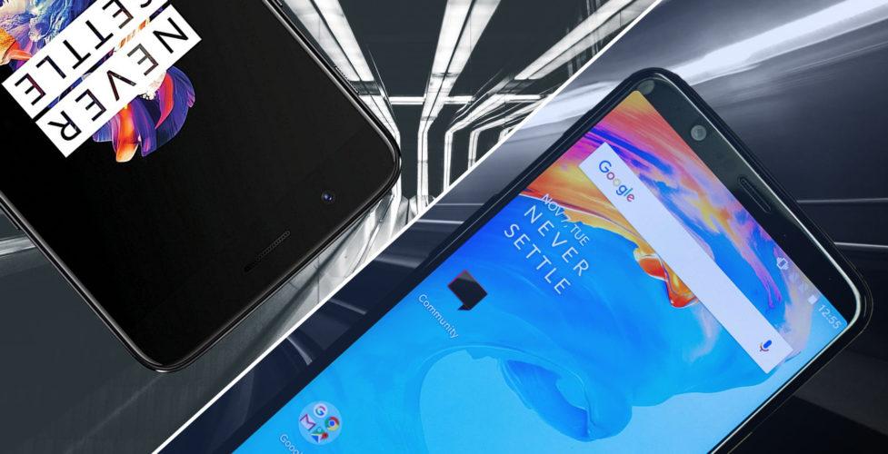 OnePlus 5T временно доступен со скидкой 20%