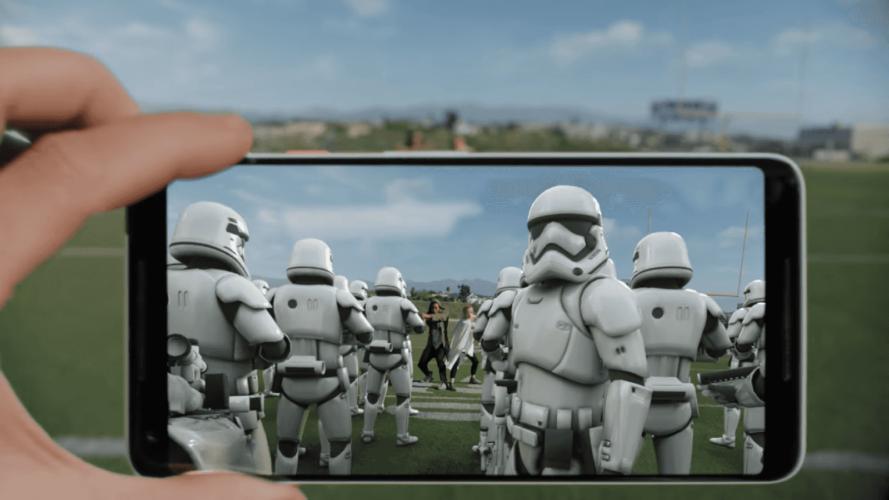 AR-стикеры для Google Pixel стали доступны всем пользователям Android