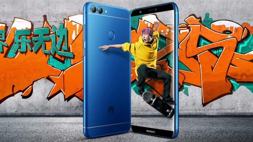 Представлен недорогой смартфон Huawei Enjoy 7S