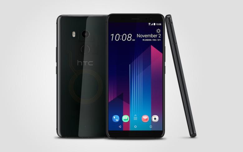 HTC официально представила смартфон U11 EYEs