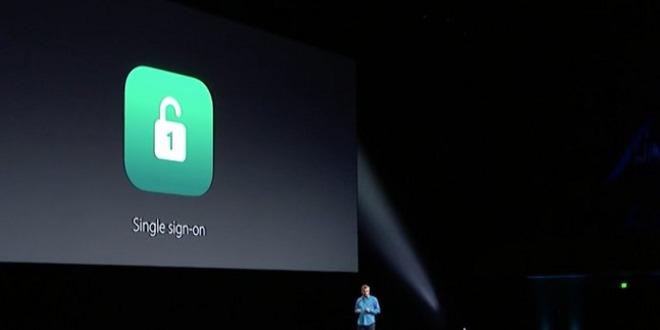Пользователи iOS смогут авторизовываться на сайтах с помощью Apple ID