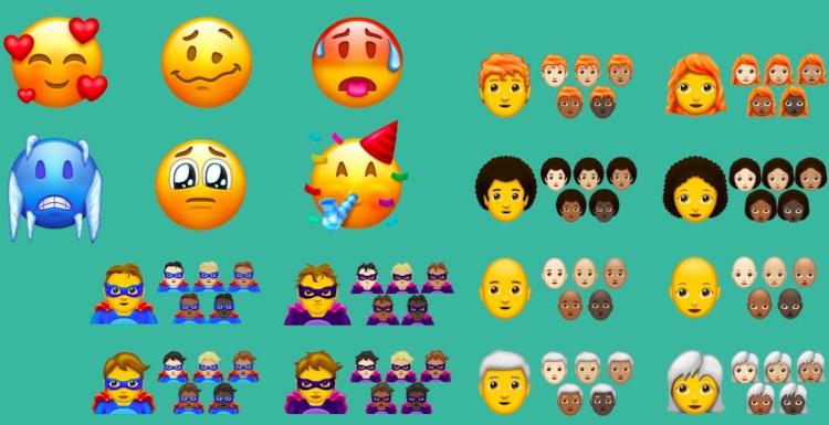 Emojipedia показала новые эмодзи для 2018 года