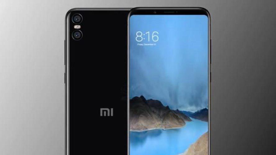 Новые подробности и флагманском смартфоне Xiaomi Mi 7