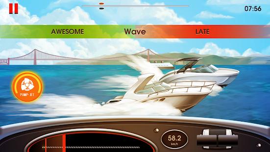 Yacht Racing — морской дрэг-рейсинг