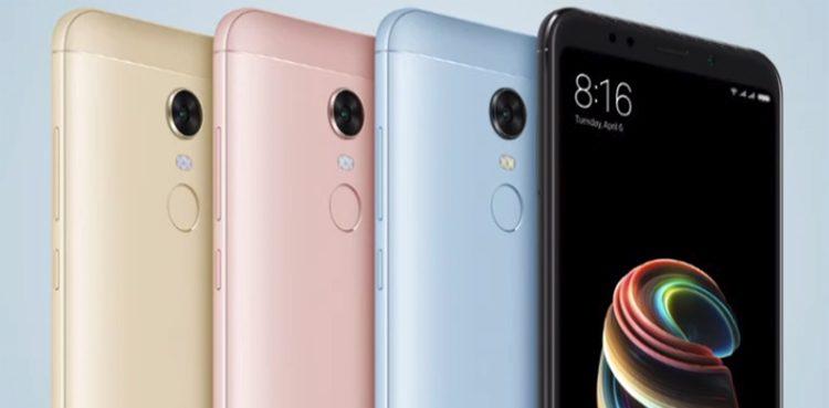 Xiaomi представила смартфоны Redmi Note 5 и Redmi Note 5 Pro с экраном Full HD+