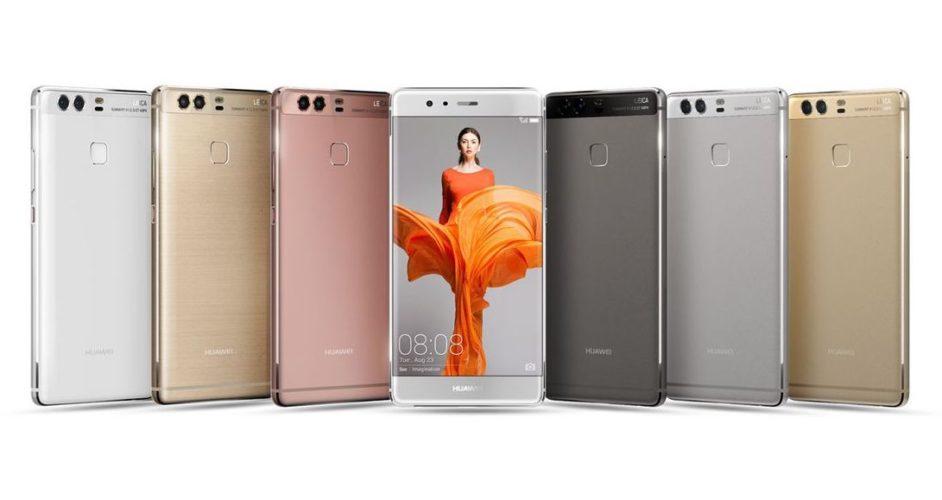 Android 8 Oreo для смартфонов Huawei P9 и P9 Plus