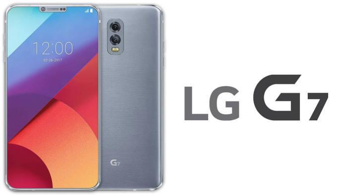 Новый смартфон LG G7 появится в мае