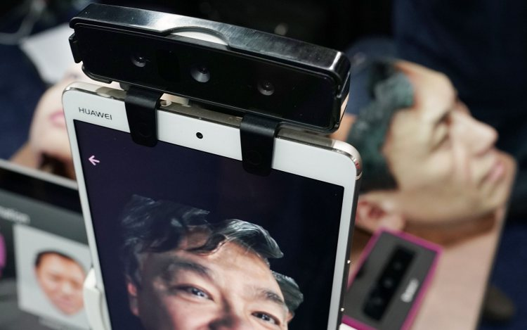 Представлена 3D-камера с функцией распознавания лиц
