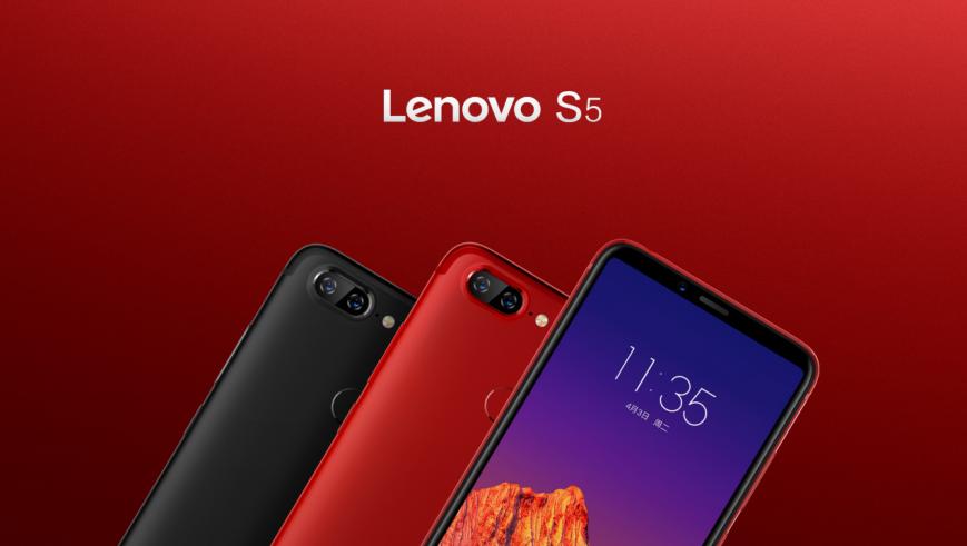 Lenovo представила сразу три новых смартфона: S5, K5 и K5 Lite
