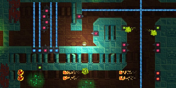 Платформер Temple of Spikes 2 на 50+ часов геймплея вышел на iOS