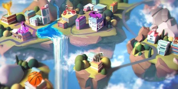 Proxi — игра о подсознании от создателя The Sims, SimCity и Spore