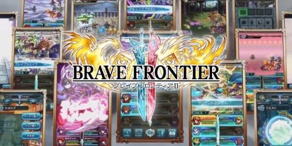 В Японии вышла Brave Frontier 2 — продолжение популярной мобильной MMORPG