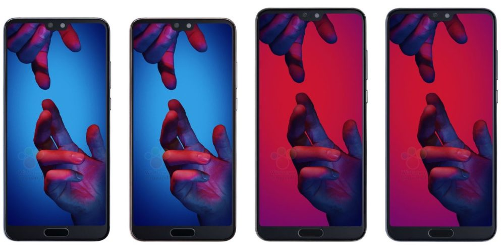 Озвучены европейские цены на смартфоны Huawei P20 и P20 Pro